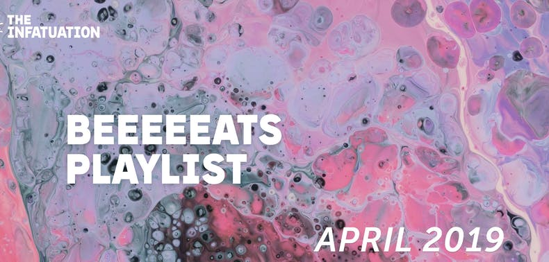 April 2019 Spotify Playlist