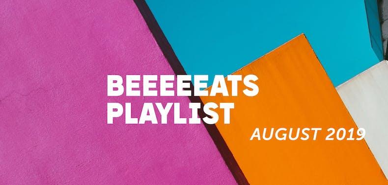 August 2019 Spotify Playlist