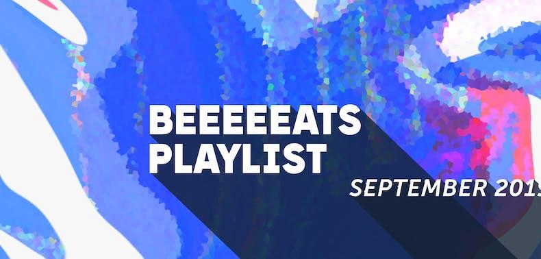 September 2019 Spotify Playlist