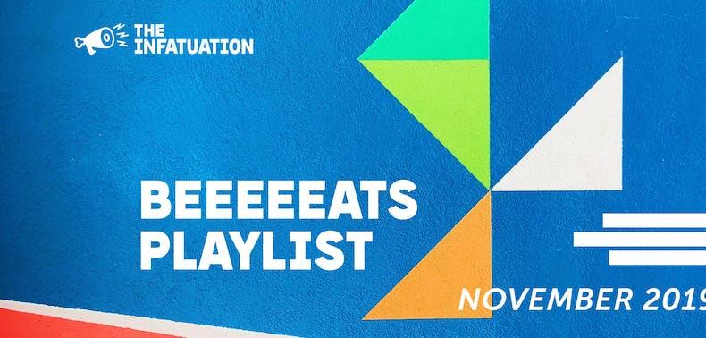 November 2019 Spotify Playlist