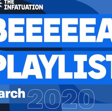 March 2020 Spotify Playlist