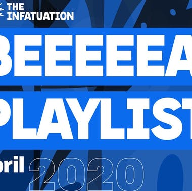 April 2020 Spotify Playlist