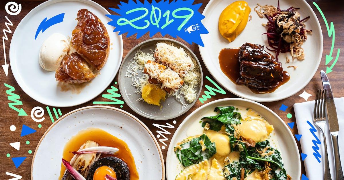 The Best New Restaurants Of 2019