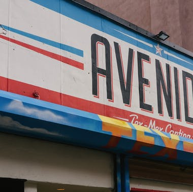 Avenida Cantina feature image