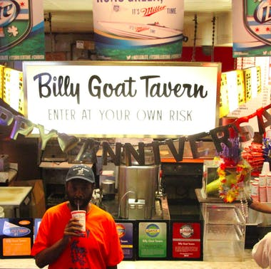 Billy Goat Tavern feature image