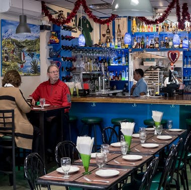 Blue Corn Restaurant