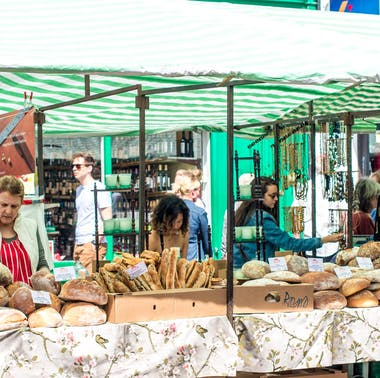 Broadway Market + Netil Market feature image