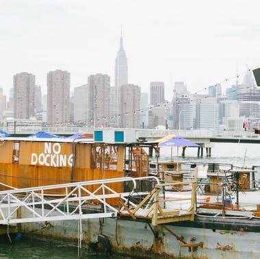 The Brooklyn Barge feature image