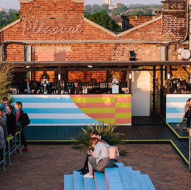 Bussey Rooftop Bar feature image