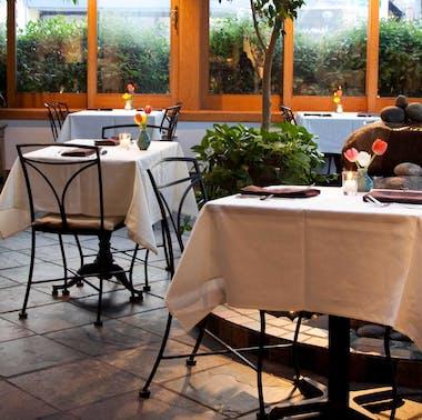 Cafe Flora feature image
