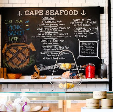 Cape Seafood and Provisions feature image