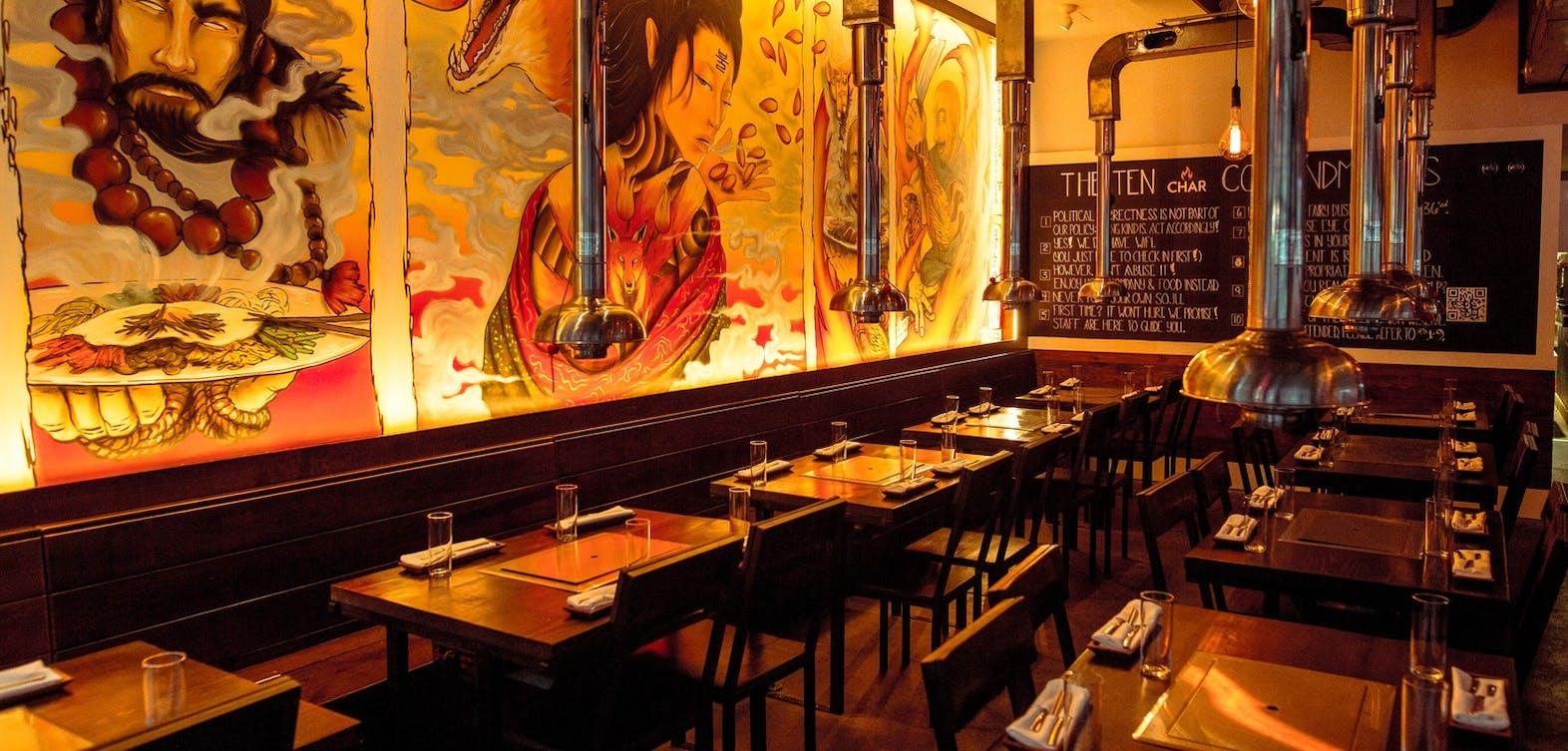 Char Korean Bar And Grill Inman Park Atlanta The Infatuation