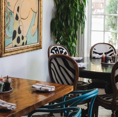 Elizabeth St. Café feature image