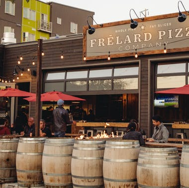 Frēlard Pizza Company feature image