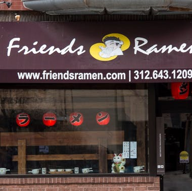Friends Ramen feature image