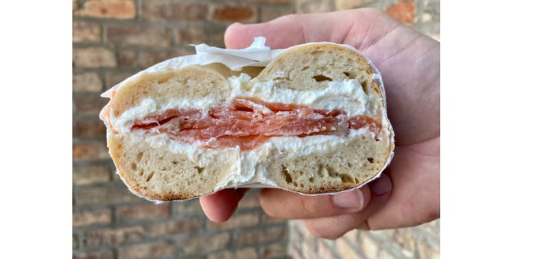 Gotham: Our New Favorite Bagel Spot