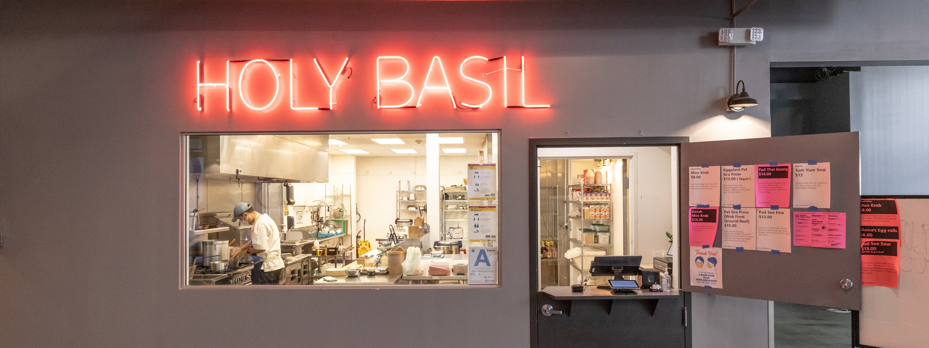 Holy Basil - Downtown LA - Los Angeles - The Infatuation