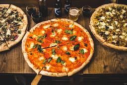 Homeslice Pizza Covent Garden Covent Garden London The