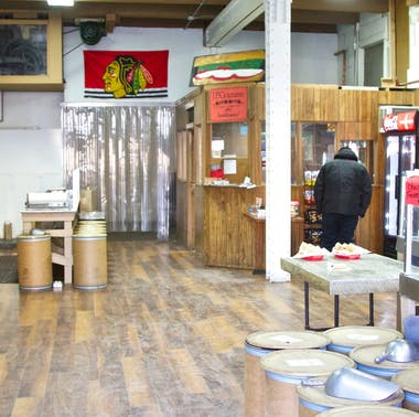 J.P. Graziano Grocery & Sub Shop feature image