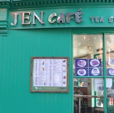 Jen Café feature image