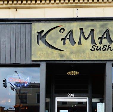 Kama Sushi feature image