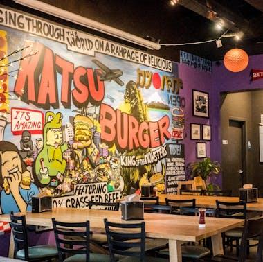 Katsu Burger feature image