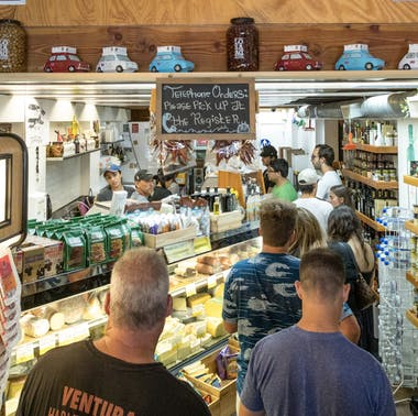 Larchmont Wine and Cheese feature image