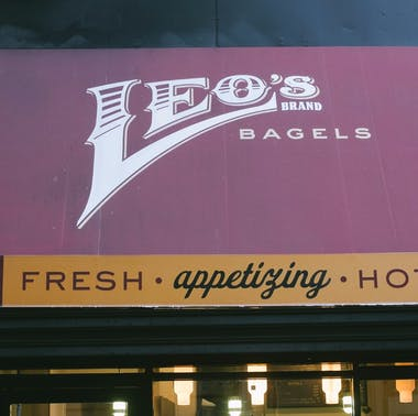 Leo's Bagels feature image