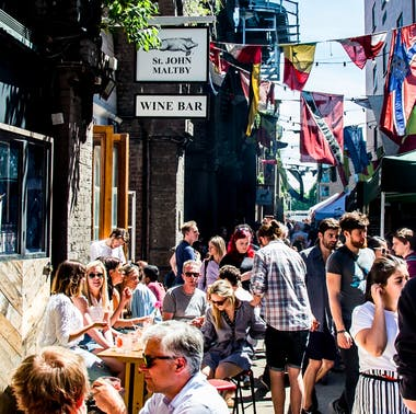 Maltby Street Market feature image