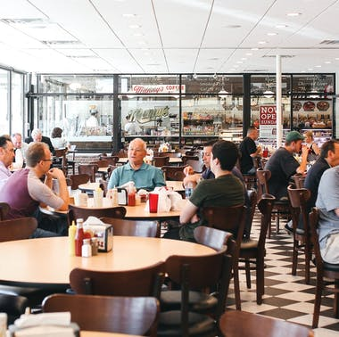 Manny's Cafeteria & Delicatessen feature image