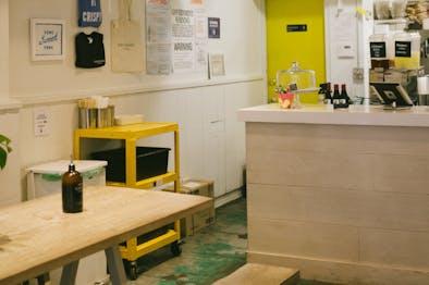 Ruby S Cafe Nolita New York The Infatuation