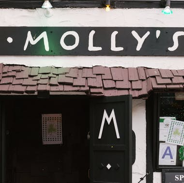Molly's Shebeen feature image