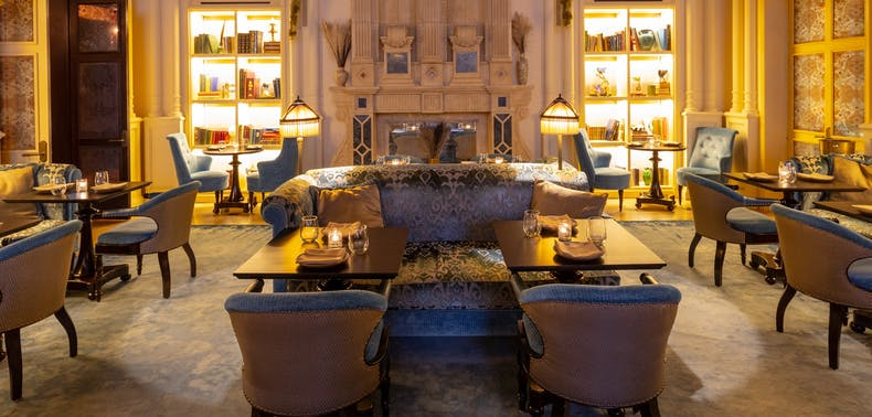 The Restaurant At The NoMad Hotel