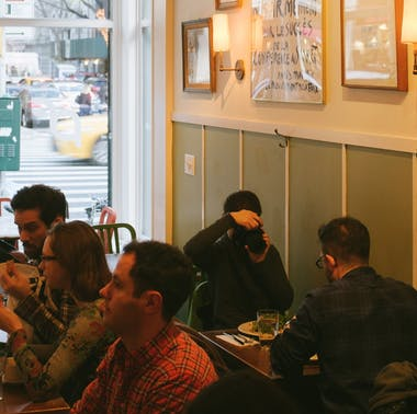 Peacefood Cafe feature image