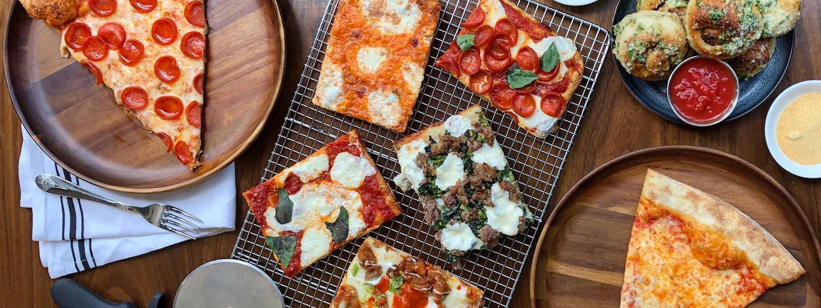 Pizza by Lucille's - Harlem - New York - The Infatuation