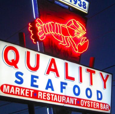 Quality Seafood feature image