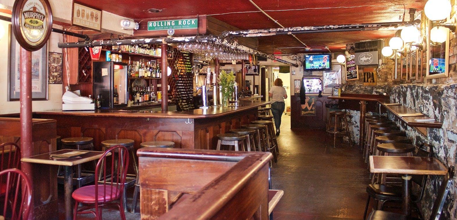 Shays Pub & Wine Bar - Harvard Square - Boston - The Infatuation