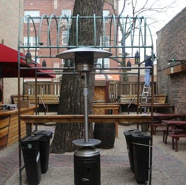 Sheffield's Beer & Wine Garden feature image
