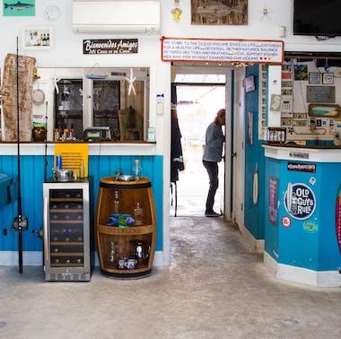 Shore To Door Fish Market
