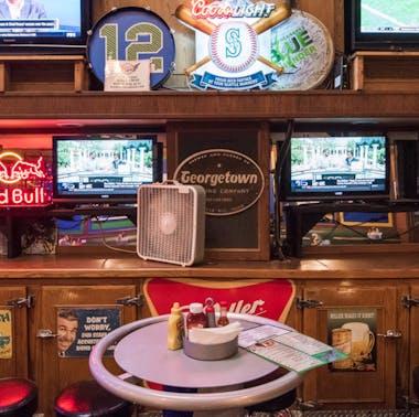 Sluggers Sports Bar feature image