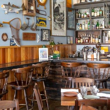 Norah Restaurant Los Angeles Review