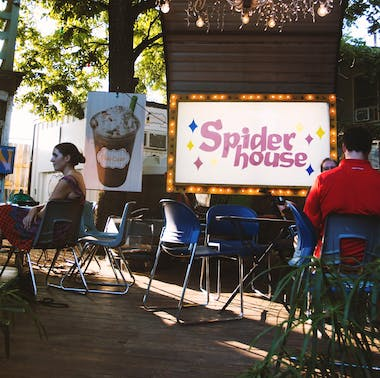 Spider House Patio Bar & Cafe feature image