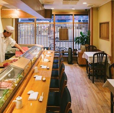 Sushi Nakazawa West Village New York The Infatuation
