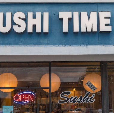 Sushi Time feature image