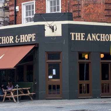 The Anchor & Hope feature image