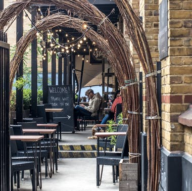 The Bermondsey Yard Cafe feature image