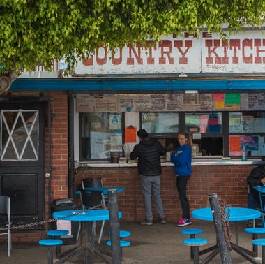 The Country Kitchen feature image