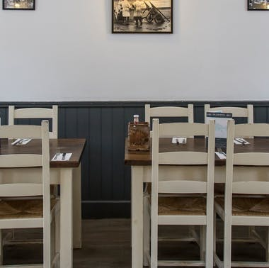 The Fish House Of Notting Hill feature image