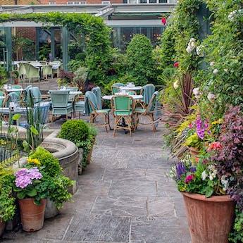 The Ivy Chelsea Garden Chelsea London The Infatuation