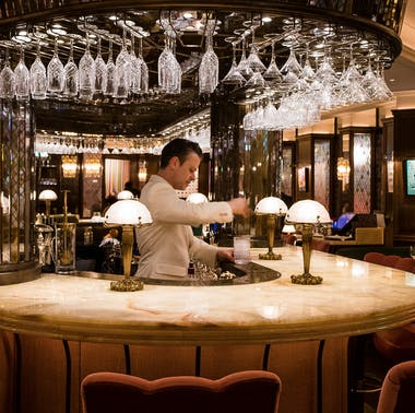 The Ivy Restaurant feature image